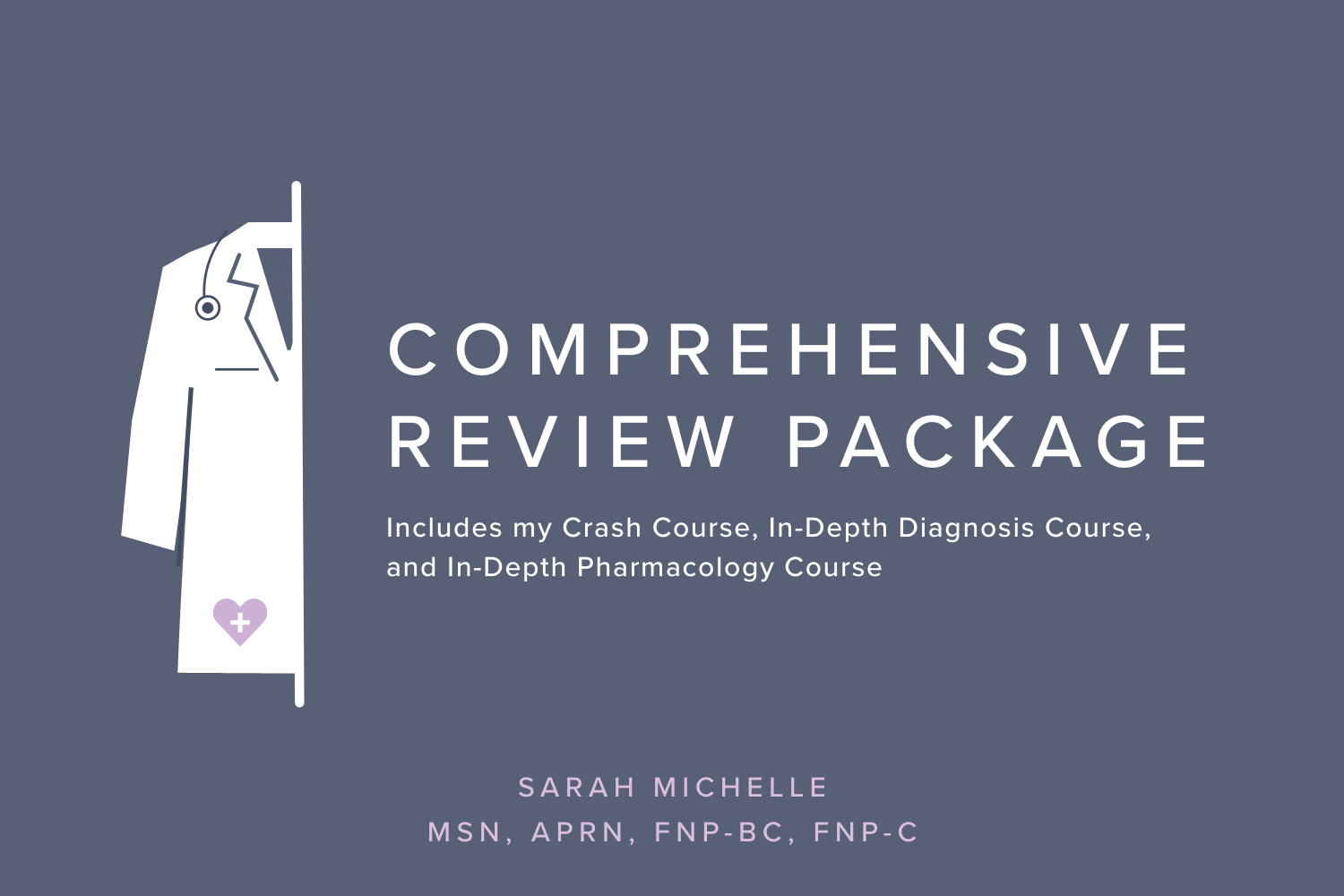 NP Review Package Banner