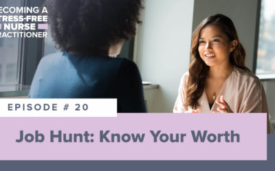 Ep #20: Job Hunt: Know Your Worth